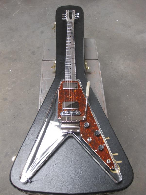 electrical guitar company the finest aluminum instruments. Black Bedroom Furniture Sets. Home Design Ideas