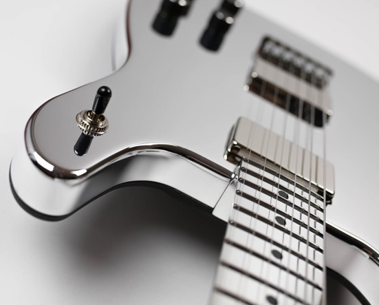 What Are Electrical Instruments : Electrical guitar company the finest aluminum instruments