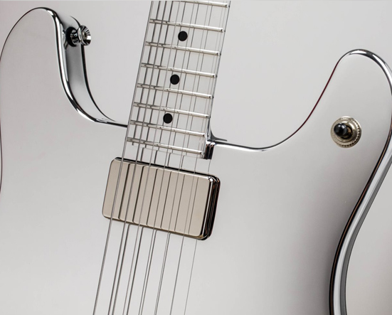 Electrical Guitar Company The Finest Aluminum Instruments